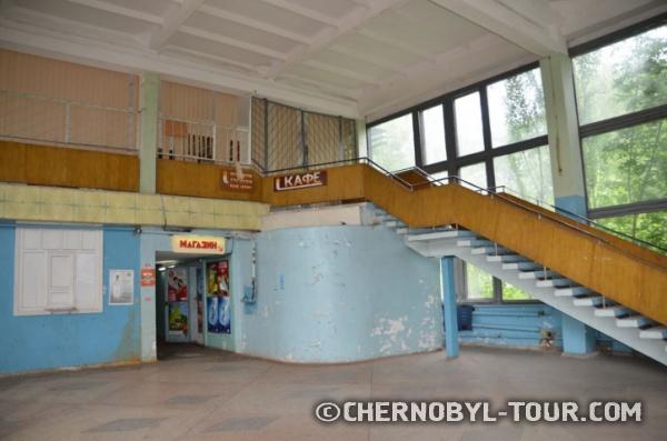 Автобусная станция в г. Чернобыль